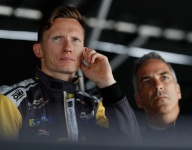 Conway completes AXR line-up for Rolex 24 at Daytona