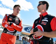 Fresh challenge ahead for Cup Series rookie Bell
