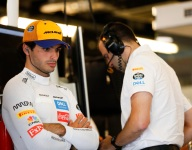 Sainz sees room for major personal improvements