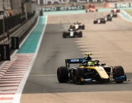 Ghiotto sprints to win F2 finale