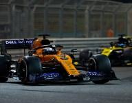 Final lap overtake 'like a world championship' for Sainz