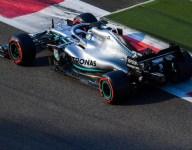Bottas over Vettel on opening day of Pirelli tire testing