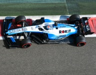 Latifi 'knackered' but satisfied after busy first day workload