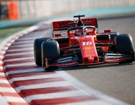 Leclerc crash damage ruled out test return