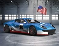New Trans Am SGT spec chassis revealed at PRI show