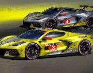 Catsburg joins Corvette Racing for enduros