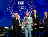 Champions officially crowned at FIA Prize Giving in Paris