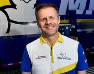 Menard to replace Baker at Michelin