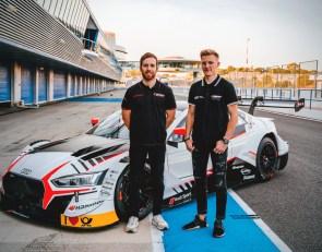 Jones to race in DTM with WRT Audi