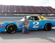 Earnhardt Jr. to be guest curator for NASCAR HOF 'Glory Road'