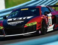 McCann, Casey to share Audi R8 in Pilot Challenge
