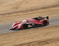 Wet night qualifying sets 25 Hours of Thunderhill grid