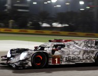 Rebellion takes second straight WEC pole