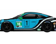 Wright Motorsports completes Rolex 24 line-up
