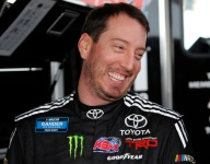Carpenter interested in Kyle Busch for Indy