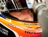 Hinchcliffe lands Genesys backing for Indy 500