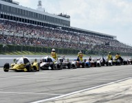 IndyCar to revise red flag rule