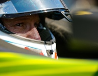 Kimball confirmed for full season with Foyt