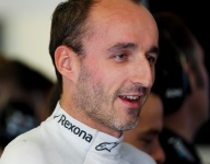 Kubica joins Alfa Romeo as reserve driver