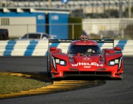 Albuquerque Cadillac sets the pace in short Roar fourth session