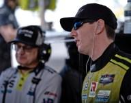 NASCAR champ Busch enjoying his sportscar experience