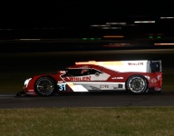 Action Express leads Rolex night practice