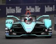 Evans takes Santiago E-Prix pole