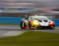Caldarelli duels Euro teammate Mapelli for the Daytona GTD victory