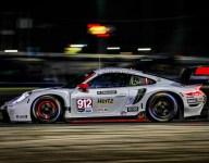 Rolex 24 Hour 15: WTR holding steady; Porsche seizes GTLM lead