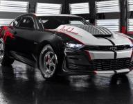 One-of-a-kind John Force COPO Camaro to be auctioned for charity