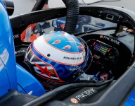IndyCar to test new in-car camera locations during Spring Training