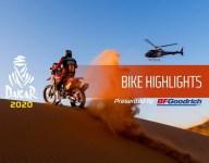 VIDEO: Dakar 2020 - Bike highlights