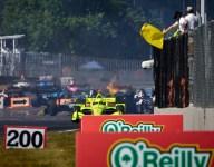 IndyCar revamps field ordering for restarts