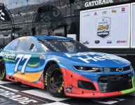 Daytona 500 for Chastain with Ganassi partner team