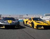 C8.R impresses in public test debut