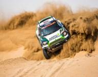 Zala leads Mini sweep of opening Dakar stage