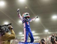 Larson takes long-awaited Chili Bowl victory