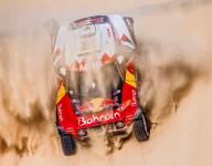 Sainz extends lead with shortened Dakar Stage 10 win