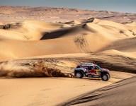Peterhansel wins stage, Sainz closes on Dakar victory