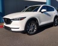 SportsCar magazine test drive: Mazda CX-5 Signature