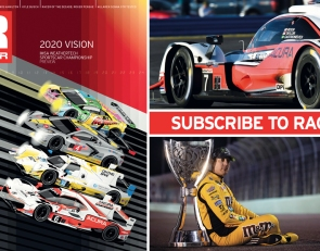 RACER Magazine: The 2020 IMSA WeatherTech Sportscar Championship Preview Issue