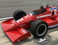 Variety of vintage race cars sell well in Arizona auctions