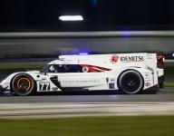 Jarvis, Mazda quickest in Roar night practice