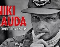 Excerpt III: Niki Lauda - His competition history