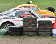 SCCA RallyCross: wheel selection