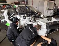 Black Swan Porsche's Rolex 24 in jeopardy