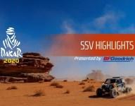 VIDEO: Dakar 2020 - SSV highlights