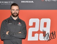 More races possible for Hinchcliffe but not Toronto, Andretti says