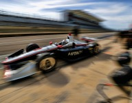 IndyCar to live stream COTA open test