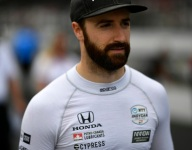 Andretti confirms Hinchcliffe for Indy GP, Indy 500 and Texas